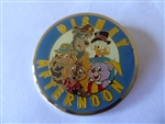Disney Trading Pin 13823 Disney Afternoon with Baloo, Scrooge, Cubbi, Chip and Dale