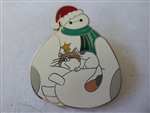 Disney Trading Pin  138237 Holiday 2019 - Greeting Card - Baymax and Mochi