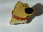Disney Trading Pin 138255 Loungefly - Dug - Squirrel