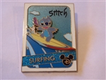 Disney Trading Pin 138256 Trading Cards - Pin of the Month - Stitch
