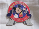 Disney Trading Pin 1385: Epcot Pin Trading Pin (Spaceship Earth)