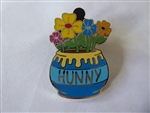 Disney Trading Pins 138526 WDW - Flower & Garden 2020 - Potted Plant Mystery - Hunny Pot