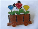 Disney Trading Pins  138534 WDW - Flower & Garden 2020 - Potted Plant Mystery - Dwarfs Mine Cart
