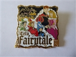 Disney Trading Pin 138950 WDW - Pin of the Month - Celebrate Today National Tell a Fairytale Day
