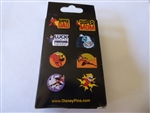 Disney Trading Pins 138970 The Incredibles Mystery Set - Unopened
