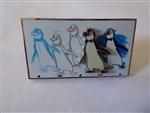 Disney Trading Pin 139247 DS - Ink & Paint - Penguin