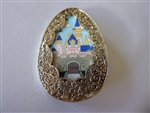Disney Trading Pins 139290 DS - Easter 2020 - Sleeping Beauty's Castle Egg
