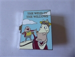 Disney Trading Pin 139476 Pop-Up Books - The Wind in the Willows