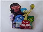 Disney Trading Pins 139591 DS - Inside Out 5th Anniversary