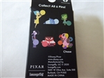 Disney Trading Pin 139920 Loungefly - Pixar Inside Out Mystery - UNOPENED
