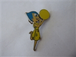 Disney Trading Pin 139926 Loungefly - Pixar Inside Out Mystery - Joy