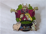 Disney Trading Pins 139927 DS - The Black Cauldron 35th Anniversary