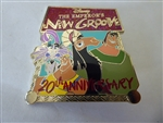 Disney Trading Pin  140026 DS - The Emperor's New Groove 20th Anniversary