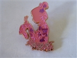 Disney Trading Pin 140111 Loungefly - Silhouettes - Mulan - Honor
