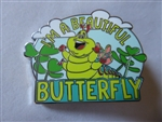 Disney Trading Pins 140352 DS - Heimlich - I'm a Beautiful Butterfly
