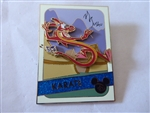 Disney Trading Pins 140400 DS - Trading Cards - Pin of the Month - Mushu