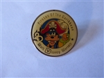 Disney Trading Pin 1405 WDW 20th Anniversary -- Pirates of the Caribbean
