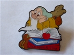 Disney Trading Pin 140544 Loungefly - Sidekick Book Mystery - Snow White