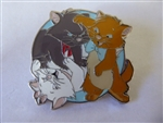 Disney Trading Pin 140642 Loungefly - Berlioz, Toulouse, and Marie