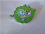 Disney Trading Pin 140723 Loungefly - Flik and Atta Behind Leaf