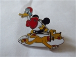 Disney Trading Pin 141061 DS - Pluto 90th Mystery - On Ice