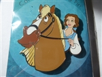 Disney Trading Pin 141081 Artland - Belle & Phillipe