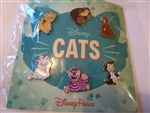 Disney Trading Pin  141106 Disney Cats Booster Set