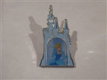 Disney Trading Pin 141227 Loungefly - Cinderella Castle Lenticular