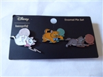 Disney Trading Pin 141233 Loungefly - The Aristocats Kittens Yarn Set
