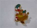 Disney Trading Pin 141256 Loungefly - Holiday 2020 - Gus with Candy Cane