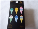 Disney Trading Pin 141288 Loungefly - Princess Ice Cream Cone Mystery - Unopened