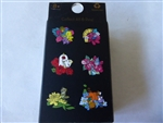 Disney Trading Pin 141361 Loungefly - Floral Sidekick Mystery - Unopened