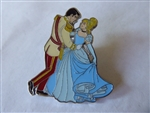 Disney Trading Pins 141378 Loungefly - Cinderella and Prince Charming