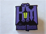 Disney Trading Pin 141381 Haunted Mansion - Logo
