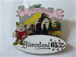 Disney Trading Pin 141450 DLR - 65 Years of Magic - Snow White's Adventures