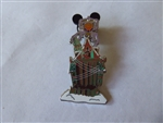 Disney Trading Pins 141475 DLR - Holiday 2020 - Haunted Mansion Gingerbread Mystery - Spider