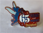 Disney Trading Pins  141616 DLR - 65 Years of Magic Mystery - Tinker Bell - Chaser