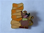 Disney Trading Pin 141668 Loungefly - Gus with Corn