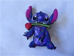 Disney Trading Pins 141738 Stitch Crashes – Beauty and the Beast