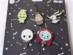 Disney Trading Pins 141834 The Nightmare Before Christmas - Cuties Set