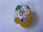 Disney Trading Pin  141940 Tangled 10th Anniversary - Rapunzel Meets Maximus