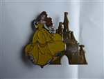 Disney Trading Pin 141948 Princess Signature - Belle