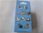 Disney Trading Pin 142123 Cats & Dogs Mystery - Unopened