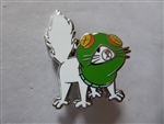 Disney Trading Pin 142124 Cats & Dogs Mystery - Princess and the Frog