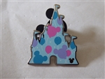 Disney Trading Pin 142320 WDW - Hidden Mickey 2020 - Castle Balloons