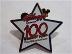 Disney Trading Pin 14234 Kellogg's 100 Years of Magic GWP Pin