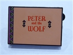 Disney Trading Pin  14356 Disney Catalog - Storybook Series #2 (Peter and the Wolf) Hinged