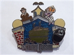 Disney Trading Pins  14480 DLR - Haunted Mansion Memorable Scenes #2 (Let Me Out)