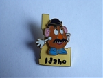 Disney Trading Pin 14935 State Character Pins (Idaho/Mr. Potato Head)