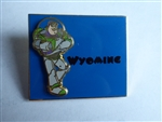 Disney Trading Pin 14962 State Character Pins (Wyoming/Buzz Lightyear)
